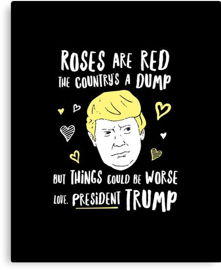 Donald Trump Valentines Card My Sick And Twisted Valentine