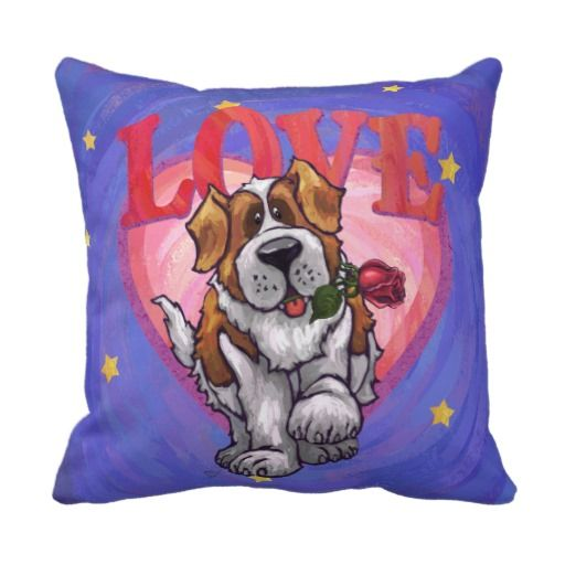 ==> reviews          St. Bernard Valentine's Day Pillow           St. Bernard Valentine's Day Pillow today price drop and special promotion. Get The best buyShopping          St. Bernard Valentine's Day Pillow Review on the This website by click the button below...Cleck Hot Deals >>> http://www.zazzle.com/st_bernard_valentines_day_pillow-189249196898784111?rf=238627982471231924&zbar=1&tc=terrest