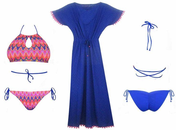 Maillot Vainui et son paréo long assorti.http://bodylove.ma/portrait-133-0-beachwear-0.html