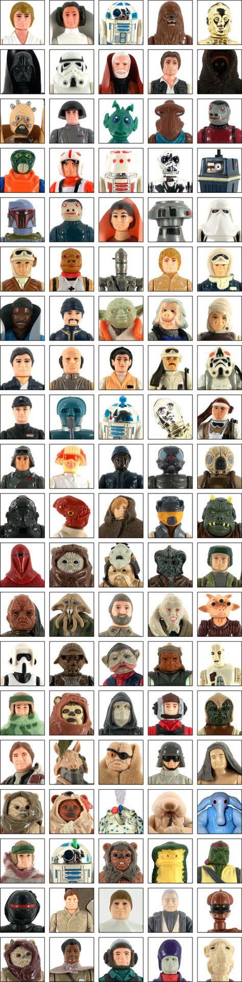 Star Wars: The Complete Vintage Kenner Collection