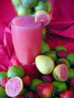 Passionately raw!: Something Pink - A Delicious Guava Smoothie Recipe