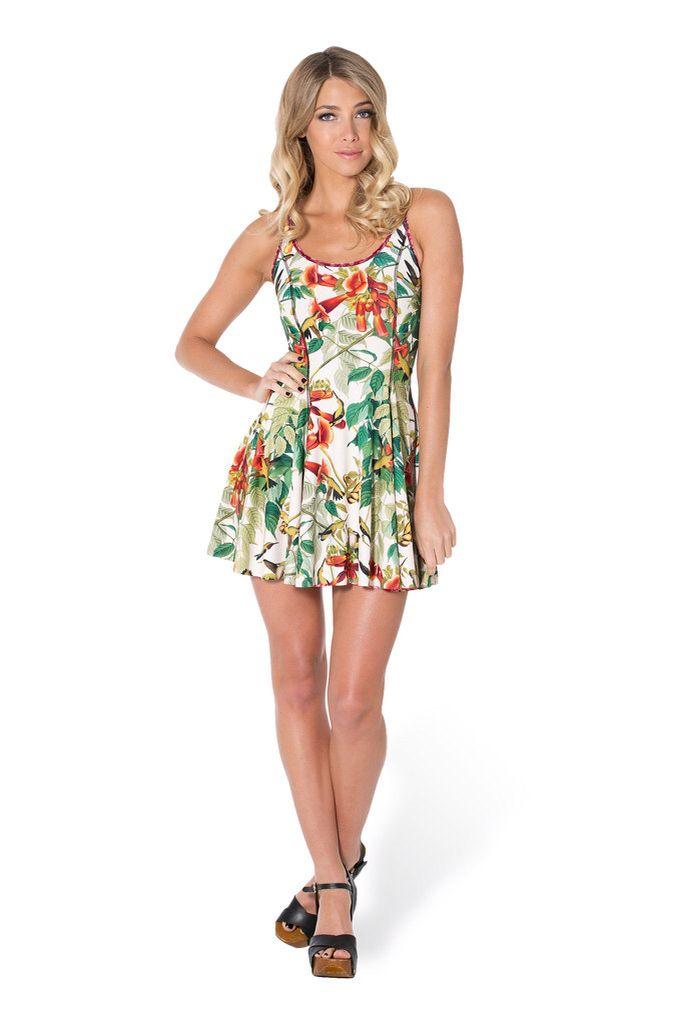 Brer Rabbit Berry Vs Hummingbirds Inside Out Dress - LIMITED- $170 AUD