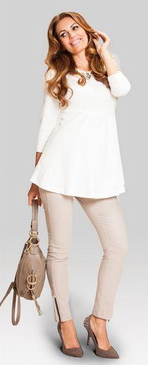 Kiss me top. Maternity blouses photo gallery …  – Maternity Dress – #Blouses #…
