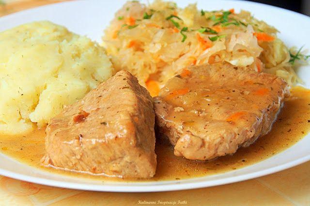 Kulinarne Inspiracje Futki: Szynka w sosie własnym z cząbrem