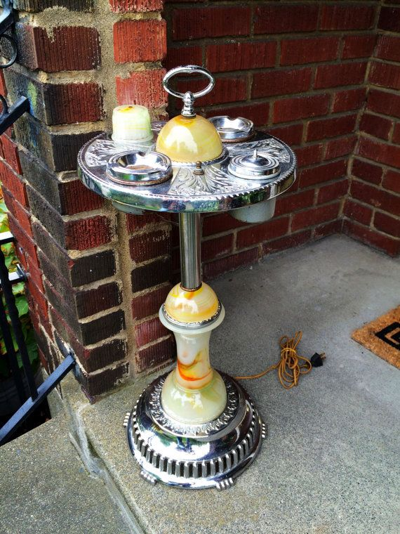 14 Best Antique Smoking Stands Images On Pinterest Art