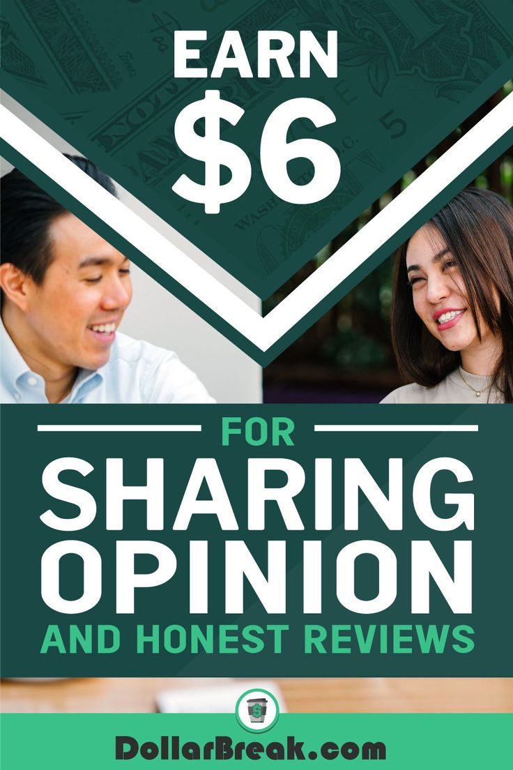 Share Your Honest Reviews and Earn $6 and More – Making money at home