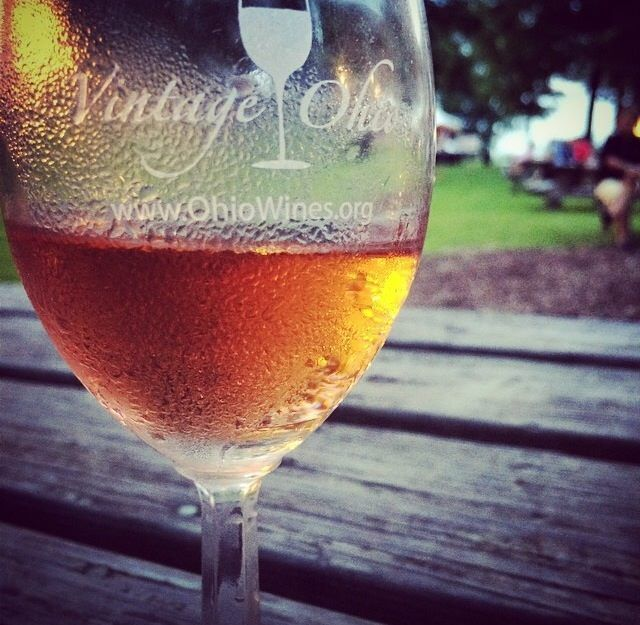 Vintage Ohio, Festival with dozens of wine tasting tents, food trucks, crafters, and live cooking demonstrations! Friday night fireworks too!
