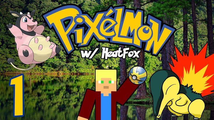 Pixelmon: Episodio 1! - La serie Interattiva