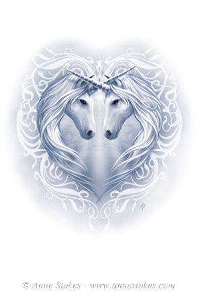 ☆ Unicorn Heart <3<3