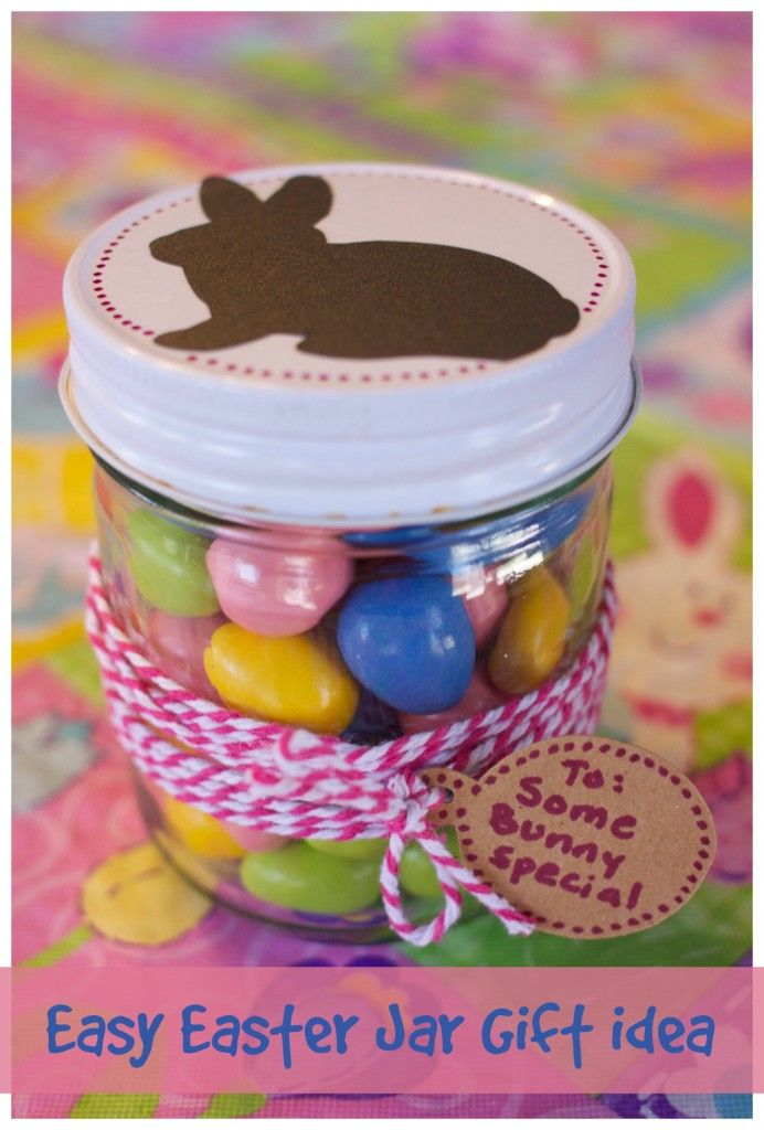 216 best easter ideas images on pinterest easter ideas cricut adorable easter gift jar ideas using a mason jar candy and a cricut vinyl machine this easter gift in a jar makes a great teacher gift or a friend gift negle Images