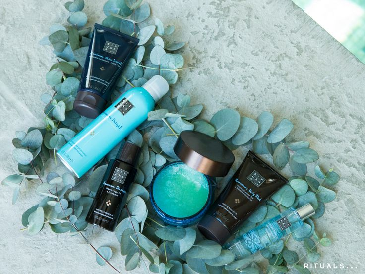 Pamper yourself daily by bringing the Hammam into your home with our Ritual of Hammam.