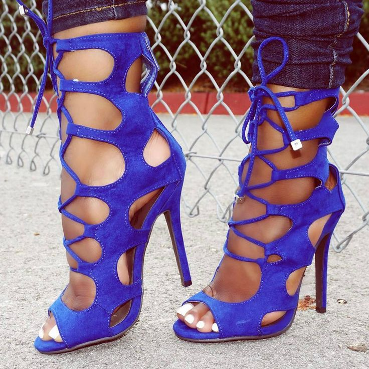 Would you wear? http://www.myshoebazar.com/product/peep-toe-strappy-cut-out-booties/
