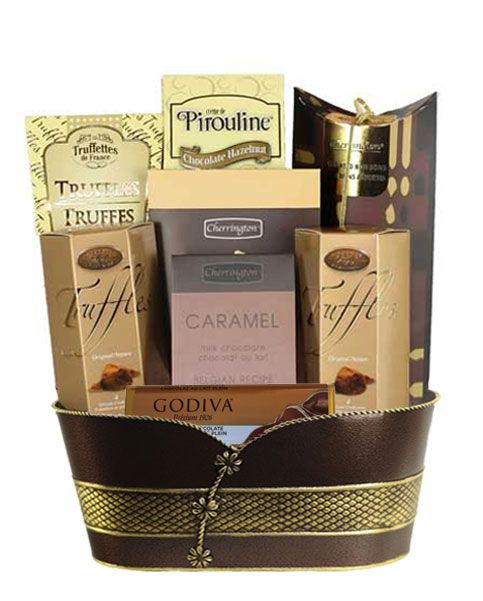 Chocolate Surprise | Toronto Gift Baskets | Gourmet, Corporate, Holiday - Canada's Gift Baskets