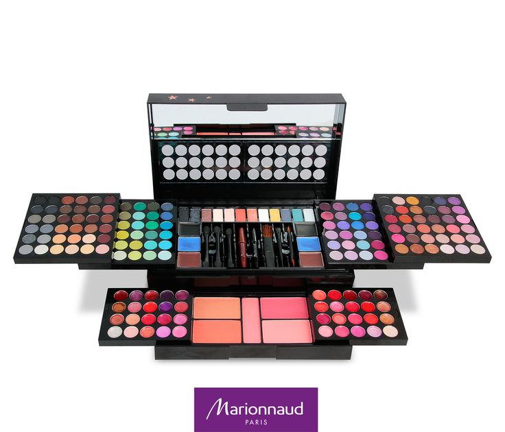 Connu 25 best Marionnaud Make-up / Palettes et écrins images on  DI89