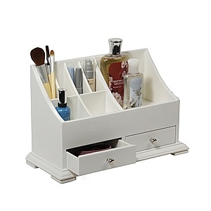 Photo Gallery For Website Love this cosmetic organizer for organizing small amounts of make up and personal care items