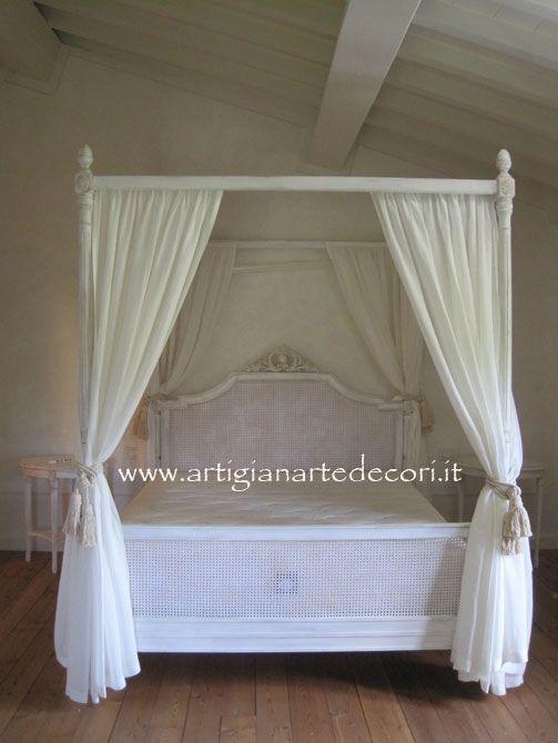 #letto baldacchino... da #principessa