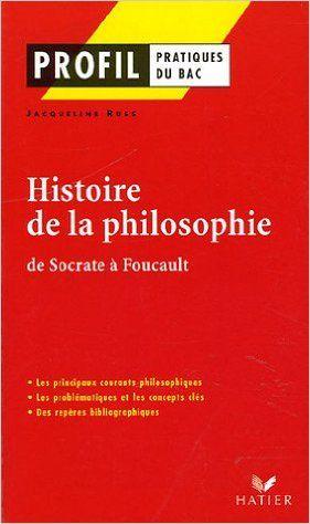 Histoire de la philosophie No.615-616: Amazon.ca: Russ Jacquline: Books