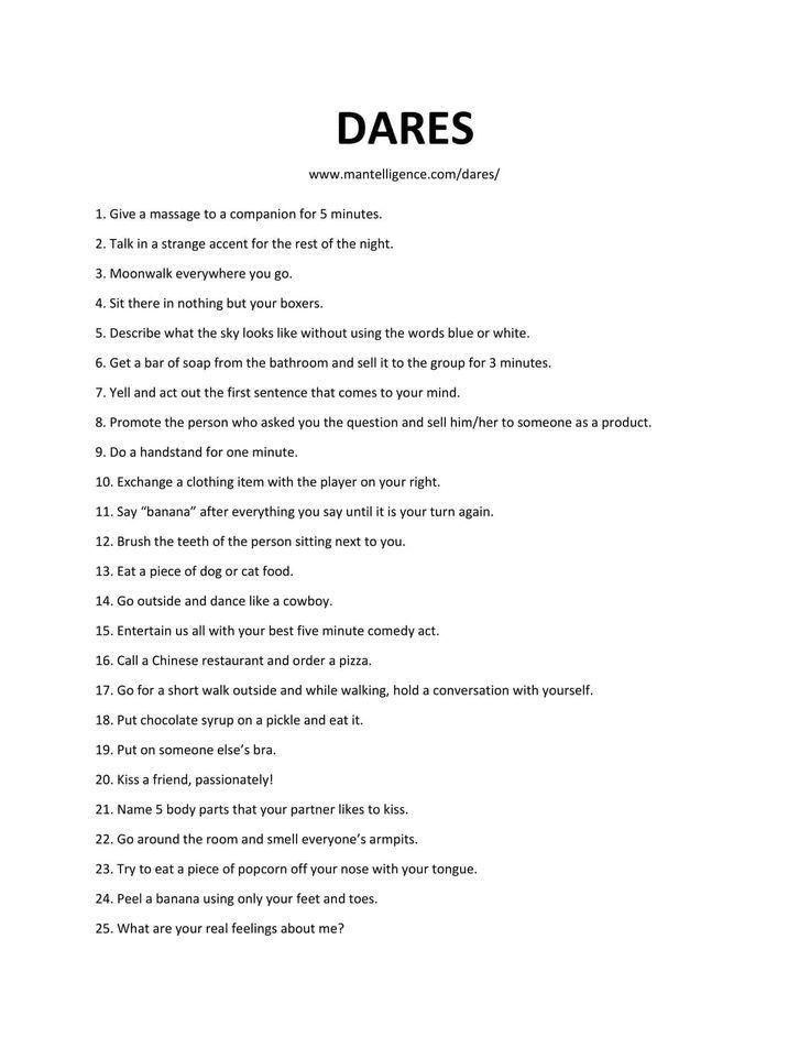 brauchen #einzige #really #werden #dares #liste #good #die