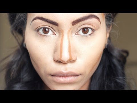 Natural vs. Intense Highlighting  Contouring - Fatima Kojima
