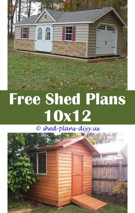 Gambrel Roof Shed Plans 12x20 Large Shed Plans Free Shed 8 X 12