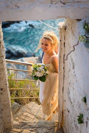 See more http://www.love4wed.com/boho-style-wedding-skopelos/