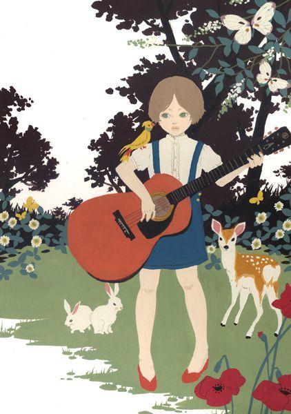 melody by Katogi Mari, via Flickr