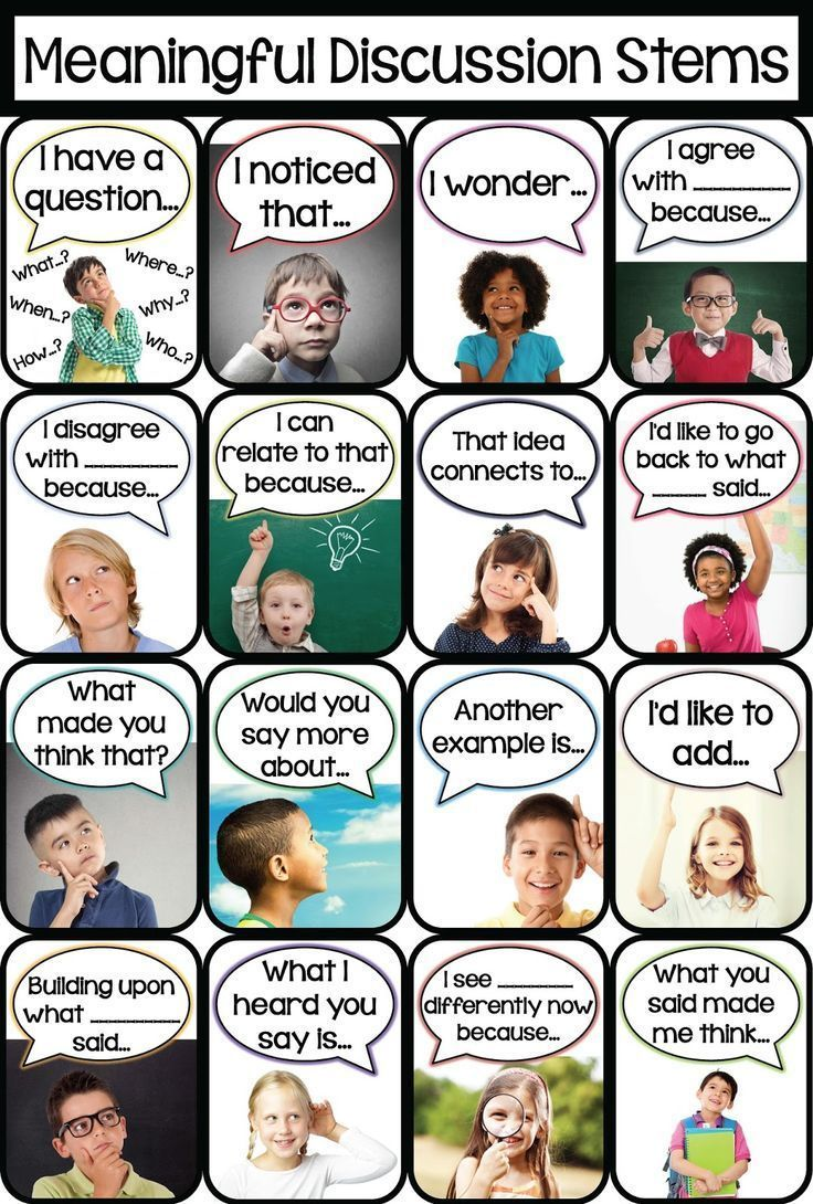Crystal's Classroom: How to Build Meaningful Student-Led Discussion