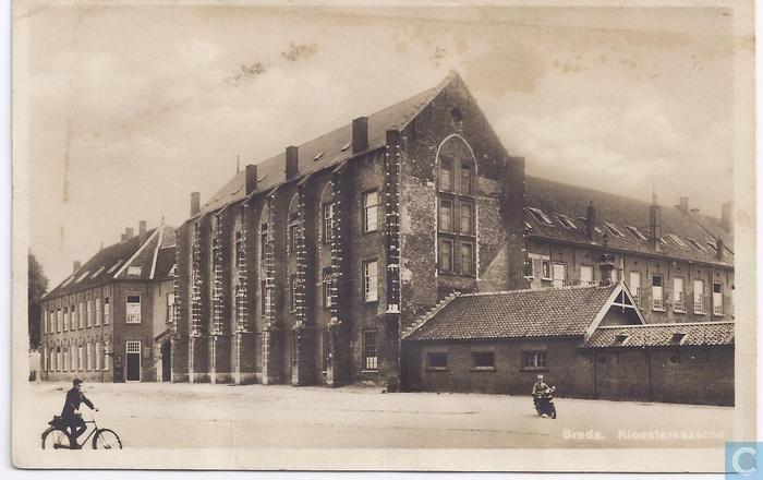 Breda - Kloosterkazerne.