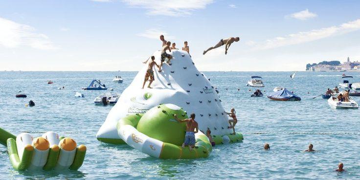 #camping Resort Lanterna in #porec in #istrien in #kroatien - #premiumcamping #vacansoleil #istria #croatia