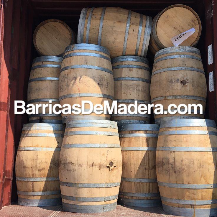 We say good bye to this week loading two containers with #oloroso barrels for our clients. It's a long journey to their final destination. Have a nice weekend!   Despedimos esta semana cargando dos contenedores con barricas de oloroso para nuestros clientes. Es un largo viaje hasta su destino final. ¡Feliz fin de semana! #sherrycasks #casks #butts #hogheads #whiskysherryoak #whisky #spirits #jerez #sherryfinish #manzanillacasks #distillery #masterdistiller #scotch #whiskey #singlemalt