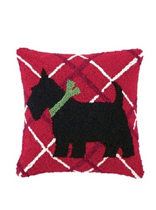 Scottish Terrier Hook Pillow