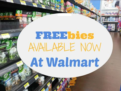 We are up to 16 items available for FREE at Walmart.  Come see how to save!