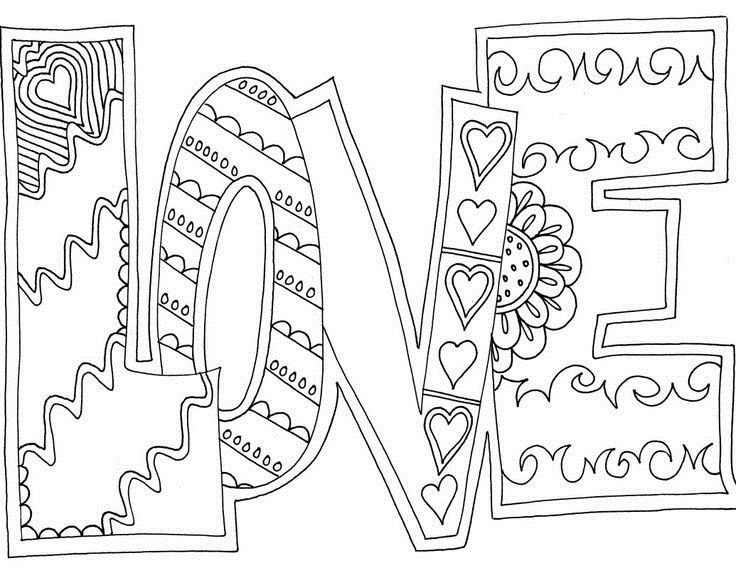 3D+Coloring+Pages+For+Adults | Coloring Pages Printable ...