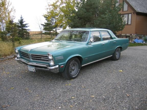 "65 tempest for sale | 1965 Pontiac Tempest ""GTO Limo"" - Billings, MT owned by supergoat65 ..."