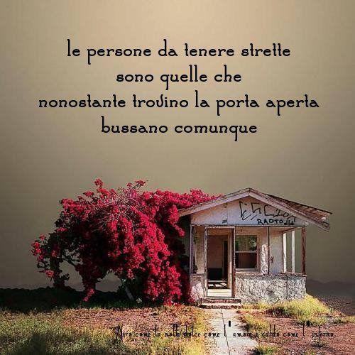 Nero come la notte dolce come l'amore caldo come l'inferno: Le persone da tenere strette sono quelle che nonos...