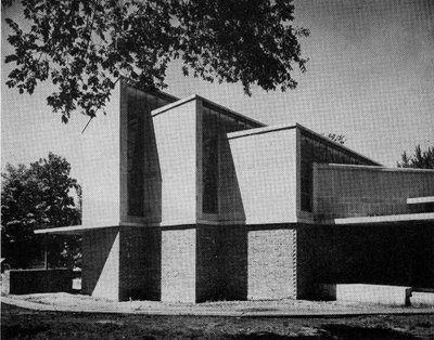 KCMODERN: Kansas City Art Institute - Art School by Runnells Clark Waugh and Matsumoto Architects - Part 2