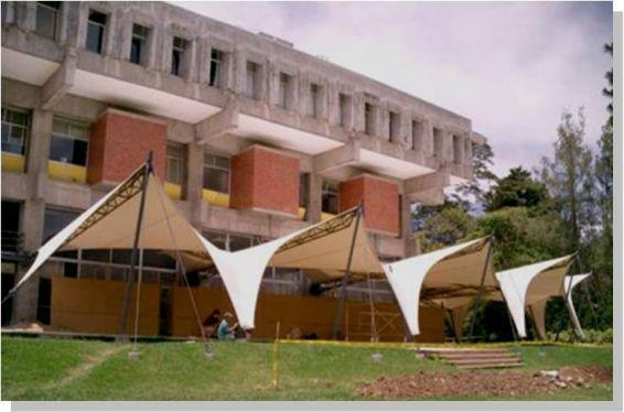 Constru Alianzas S.A. - Membranas Arquitectónicas Guatemala