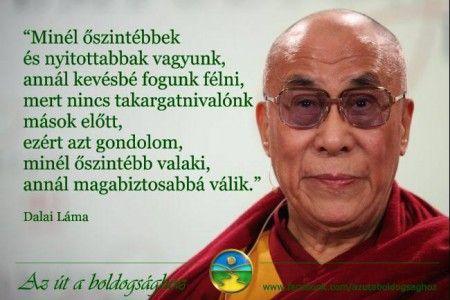 dalai-lama-oszinteseg.jpg :: szeretlek vs idézetek