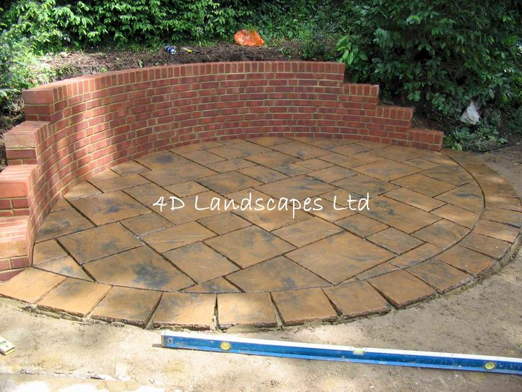 Patio Retaining Wall Construction Details : Image detail for sample garden designs landscaping and