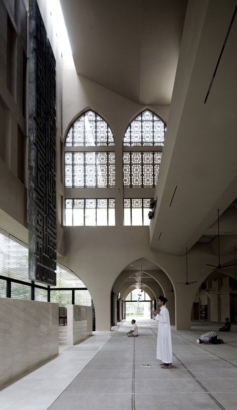 Mosque - Singapore - Formwerkz Architects