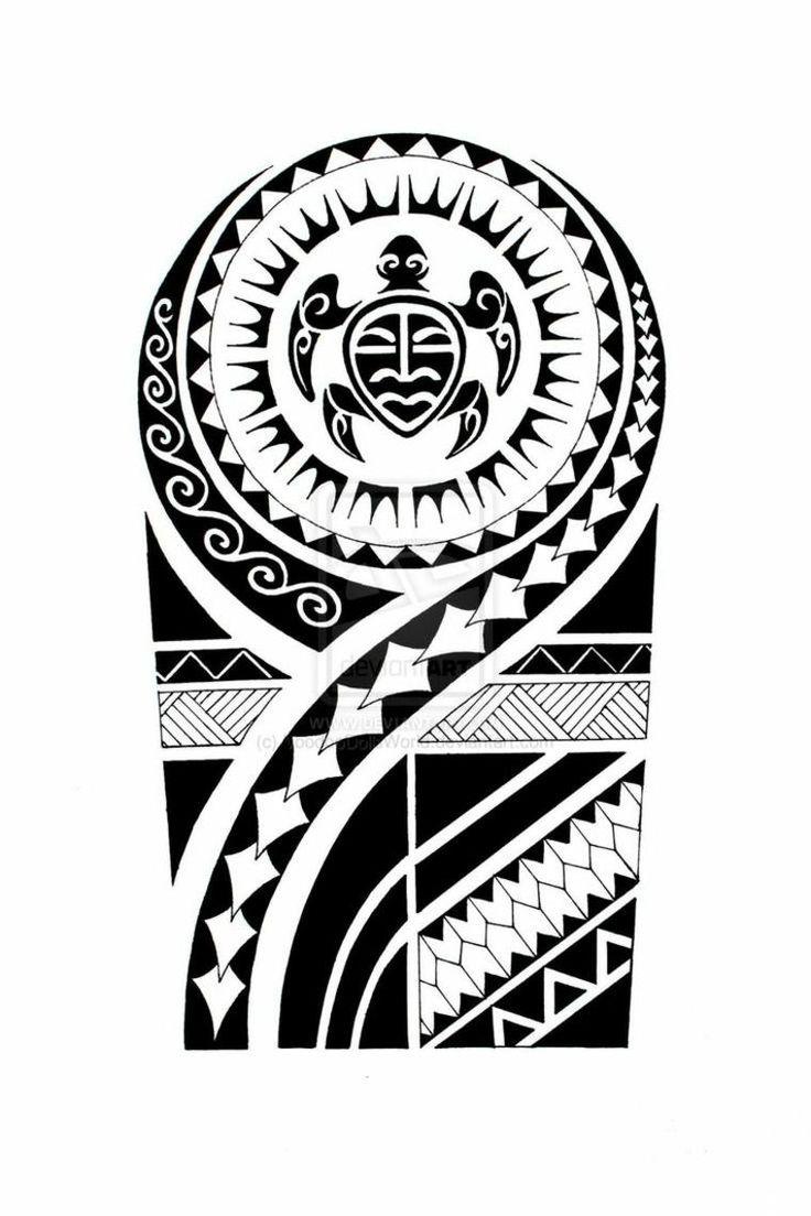 Les 25 meilleures id es de la cat gorie signification tatouage maorie sur pinterest - Symbole geometrique signification ...
