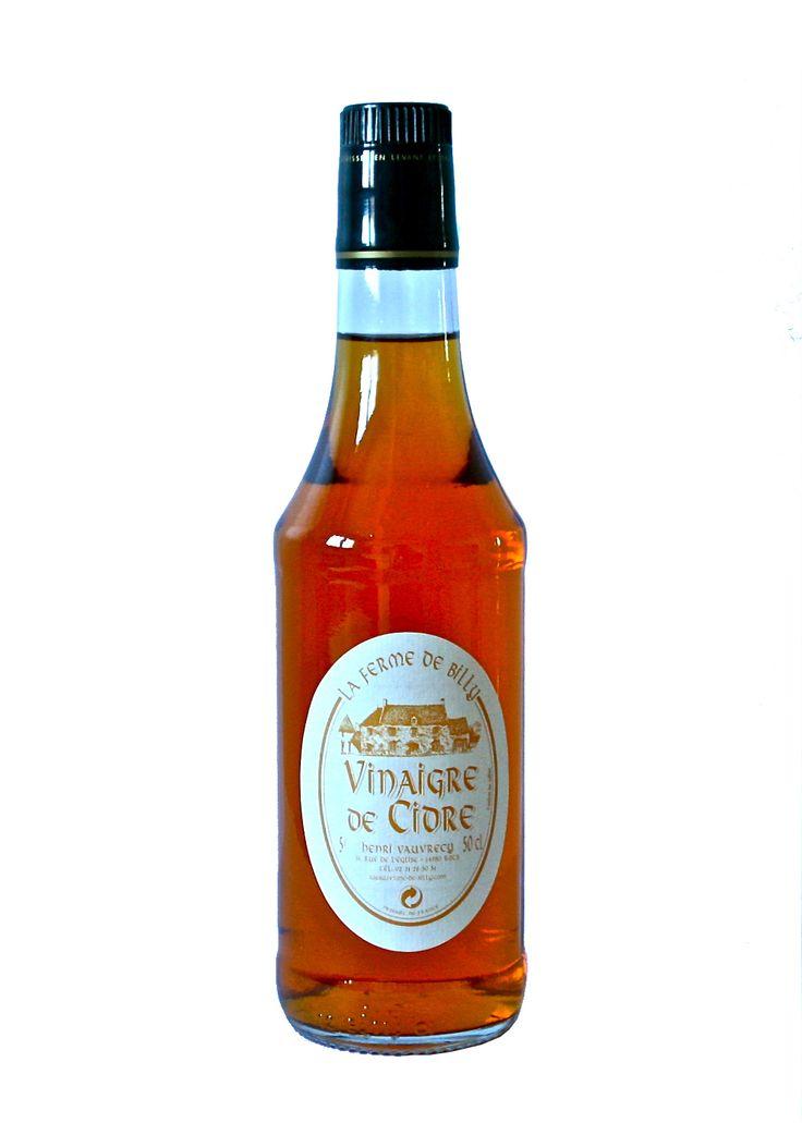 Vinaigre de cidre artisanal - Ferme de Billy