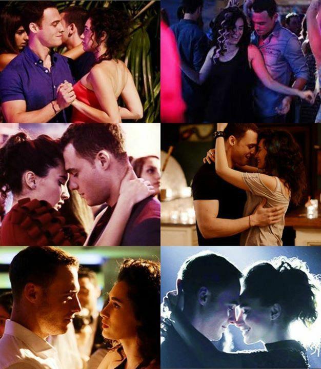 Kerem and Zeynep , Romantic Moments ☺️