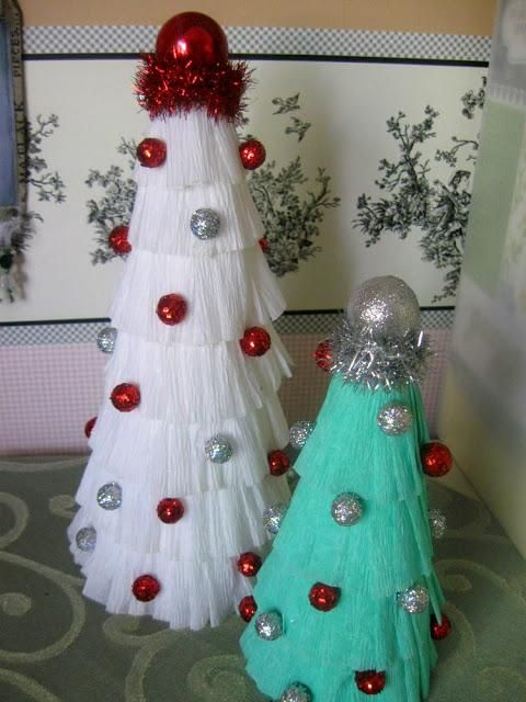 Christmas Tree Decorations Using Paper : Best diy christmas paper decorations images on