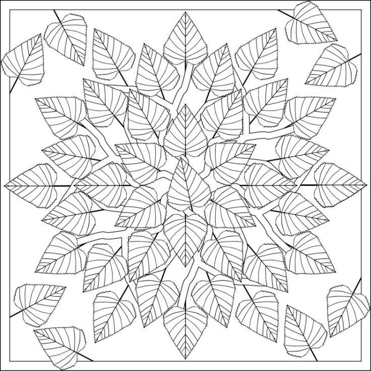 Mandalas-herbst-ausdrucken-ausmalen-kinder-malvorlage