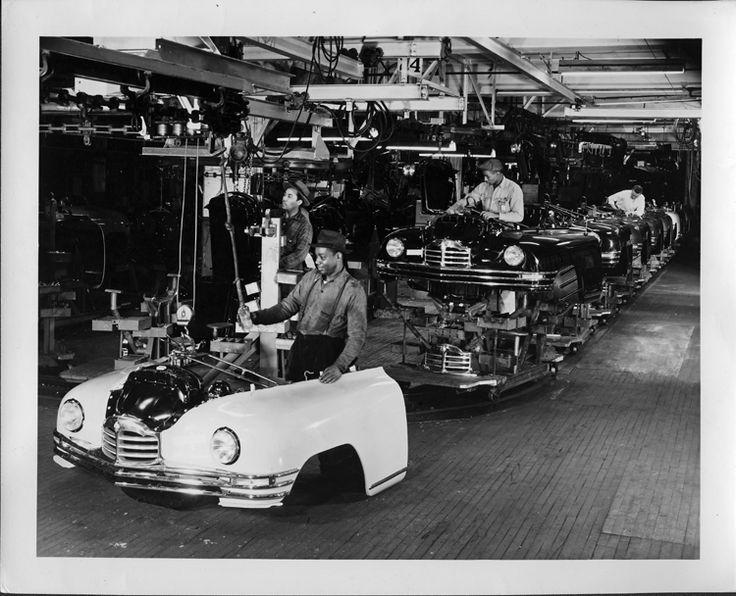 Packard Plant ★。☆。JpM ENTERTAINMENT ☆。★。 PACKARD