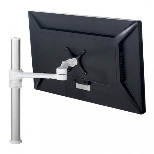 Visidec VF-AT-SW | Flat screen desk mount | Atdec mounting solutions