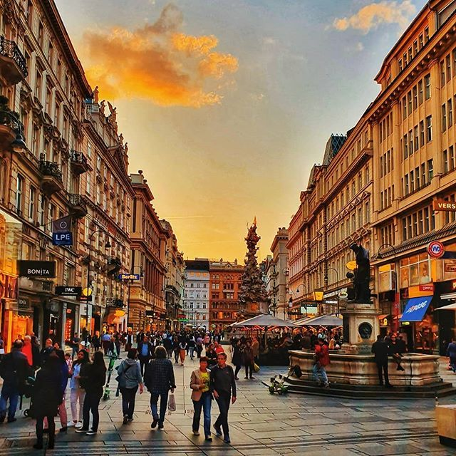 The 15 Best Photo Locations In Vienna Travel Inspiration Travel Baseball Travel