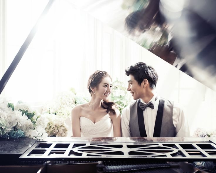 Korea Pre-Wedding Studio Photography by May Studio on OneThreeOneFour 11