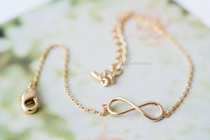 infinity bracelet,B021R